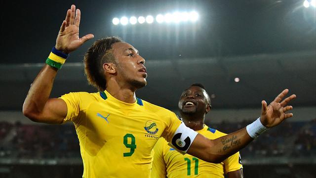 Afrika Cup: Lösbare Aufgaben für Aubameyang und Gabun