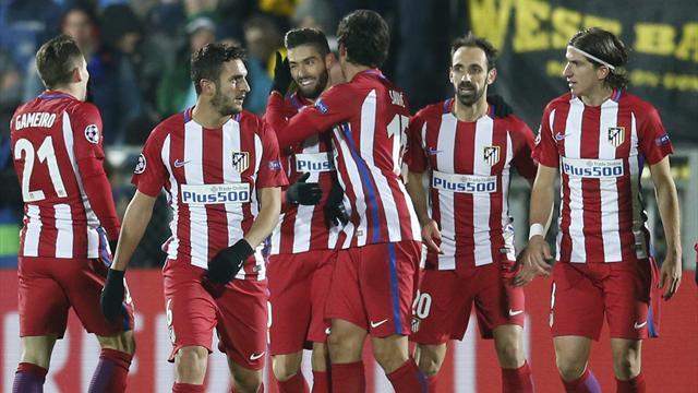 Champions League, Rostov-Atlético: Carrasco, ese hombre (0-1)