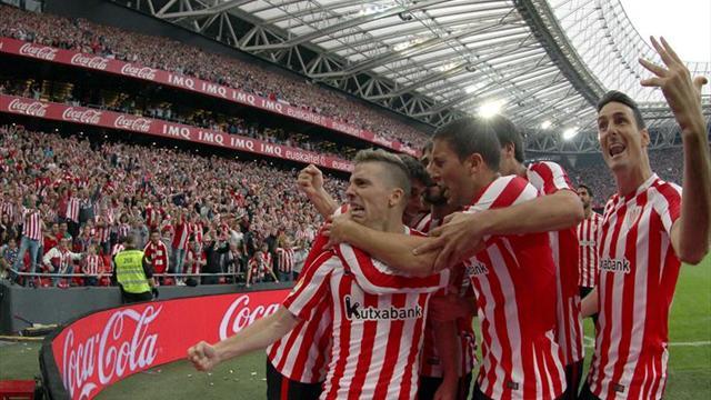 El Athletic busca en Bélgica encarrilar su pase a dieciseisavos