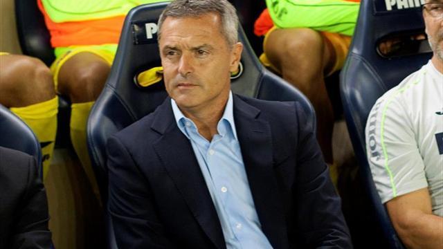 El Villarreal quiere afianzar su liderato con una victoria