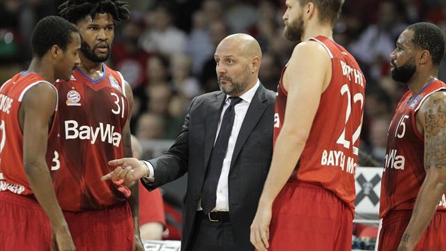 Basketball: Eurocup-Siege für Bayern, Ulm und Alba