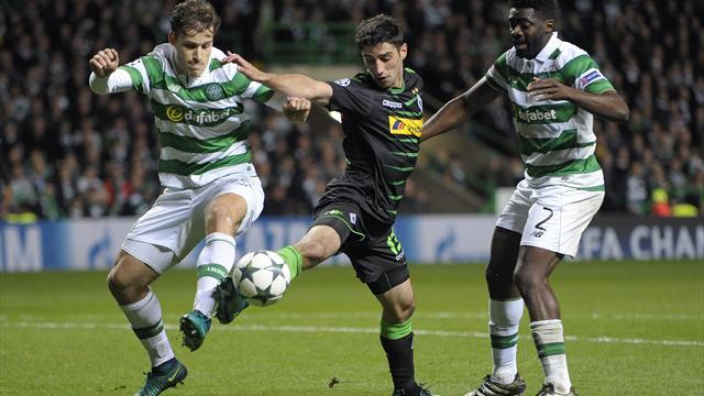 2:0 bei Celtic: Gladbach siegt im Paradies