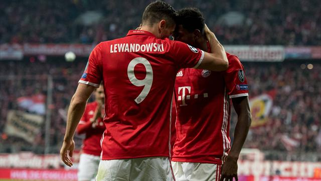 Bayern sink flailing PSV in Champions League, but Atleti top group