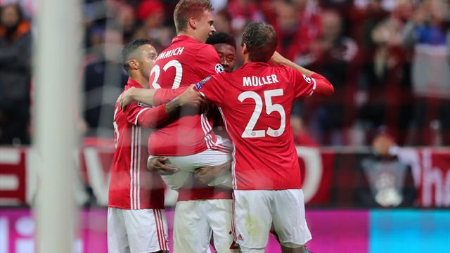 4:1 gegen Eindhoven: FC Bayern beendet Mini-Krise