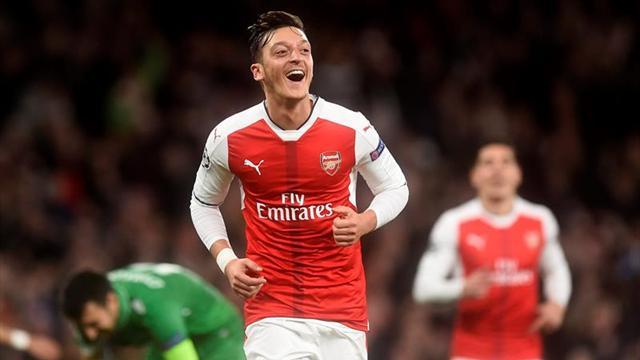 6-0. El Arsenal se pasea y pone la directa hacia los octavos