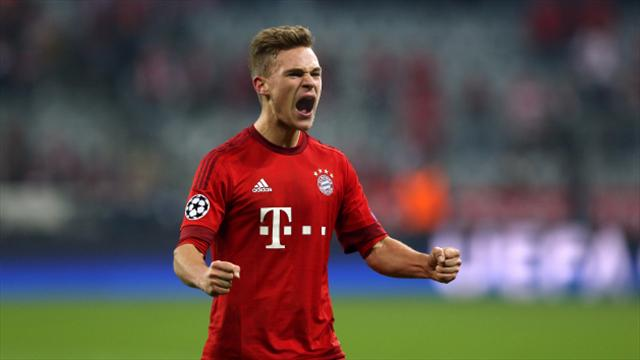 Joshua Kimmich on target again as Bayern Munich topple PSV Eindhoven