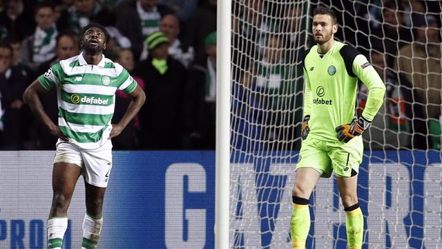 Rodgers backs Toure after defender takes blame for Celtic loss