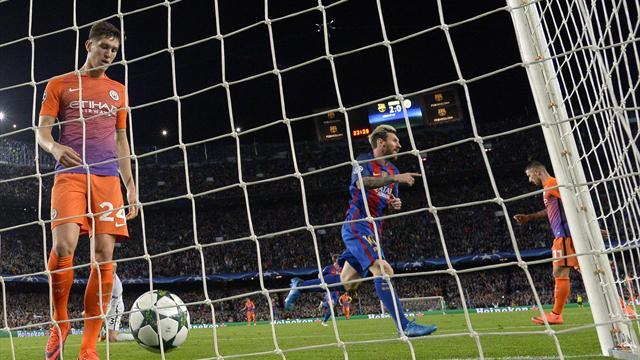 L'antisèche : Encore une fois, Guardiola a su contenir le Barça... mais pas Messi