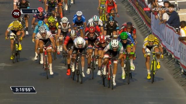 Abu Dhabi Tour: Degenkolb und Cavendish geschlagen