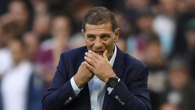 Slaven Bilic looking forward to his Everton return