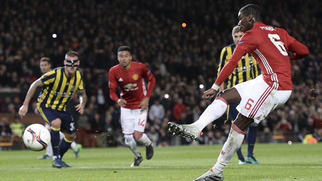 Фенербахче: Как ван Перси вернулся наОлд Траффорд изабил гол