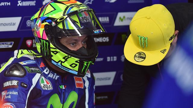 """Valentino Rossi: """"Spero in qualcosa di miracoloso, non sappiamo come far andare questa M1"""""""
