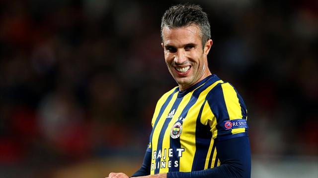 Van Persie rentre au bercail et va s'engager avec Feyenoord