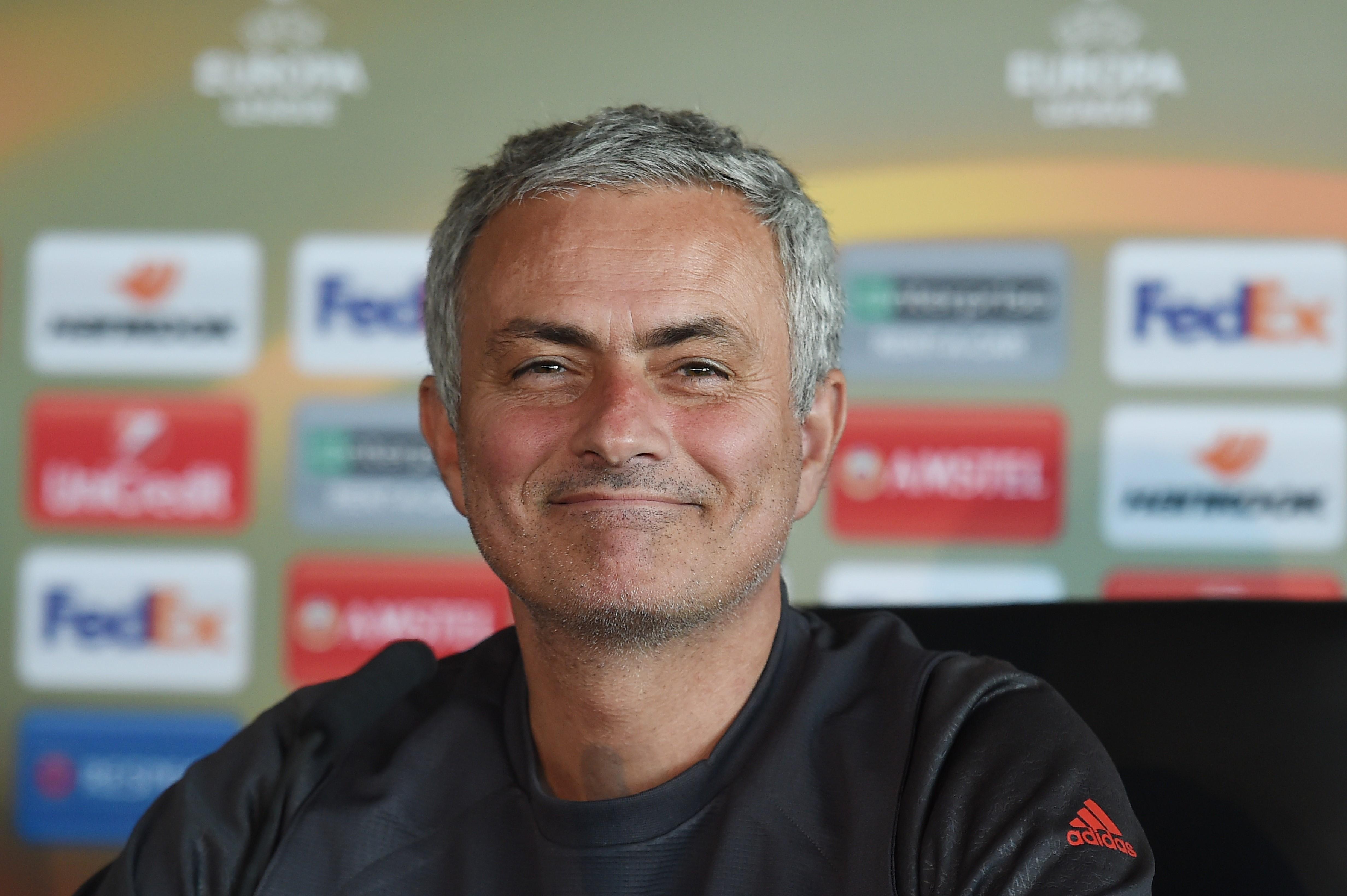 Жозе Моуринью («Манчестер Юнайтед»)
