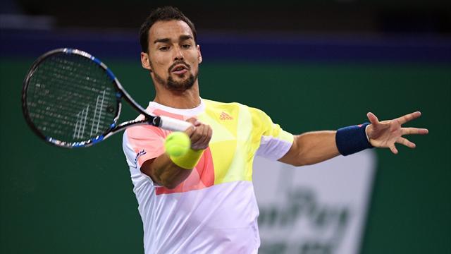 Tennis, Fognini in finale a Mosca: caccia al secondo titolo stagionale