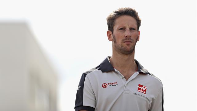 Haas environment reminds Grosjean of GP2