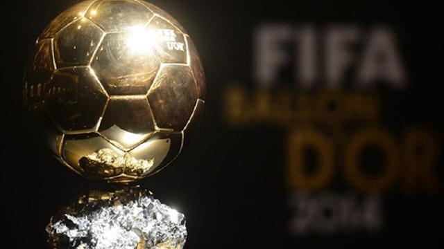France Football опубликует список претендентов на«Золотой мяч» 24октября