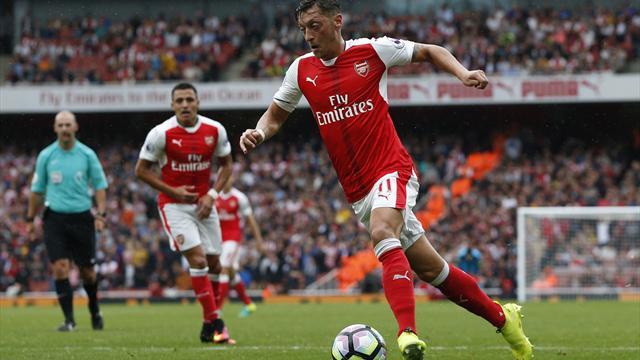 Arsenal – Middlesbrough EN DIRECT