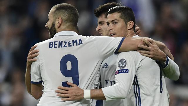 Pour Zidane, «pas de débat» entre Benzema et Morata