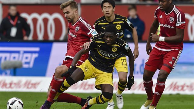 Dortmund arrache un nul inespéré mais n'avance plus