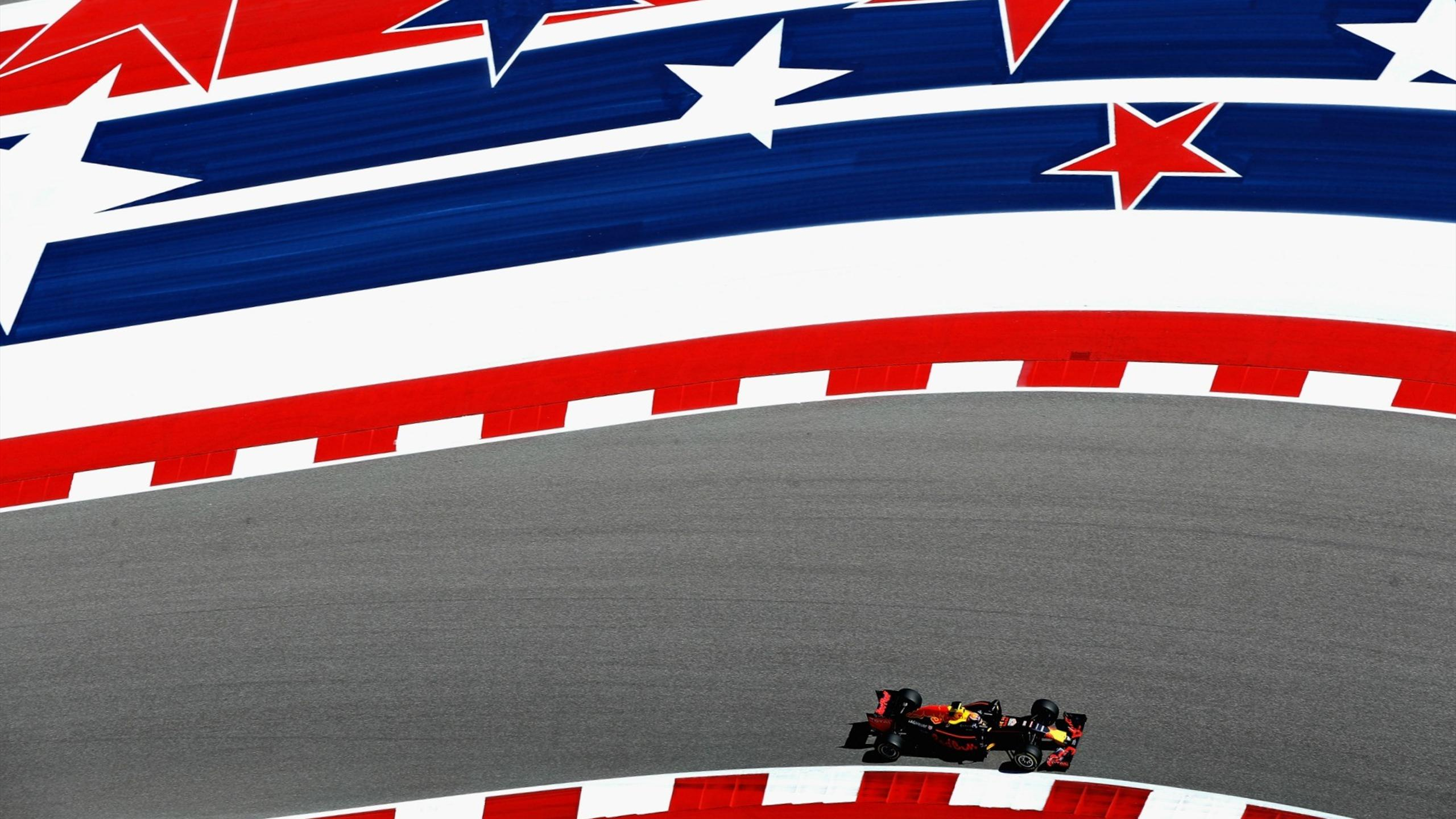 Max Verstappen (Red Bull) - GP of United States of America 2016