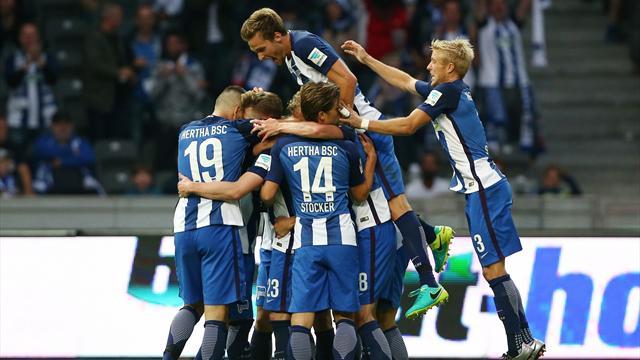 """Friedrich exklusiv: """"Dieses Jahr ist für Hertha etwas Großes möglich"""""""