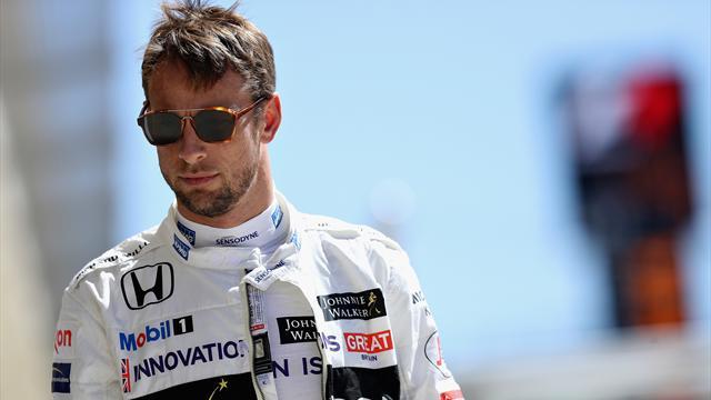 Баттон покинет «Формулу-1» после гонки в Абу-Даби