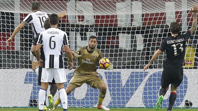 La Juventus recrimina per il gol annullato ingiustamente a Pjanic