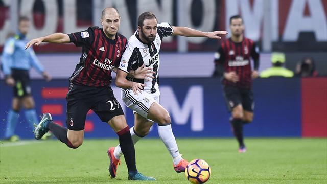 Le pagelle di Milan-Juventus 1-0: Locatelli protagonista, Higuain delude