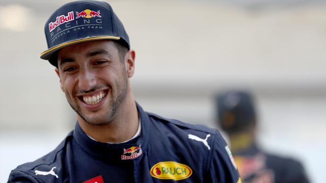 "Ricciardo : ""Champion des paysans !"""