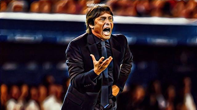 Conte : «Mourinho a besoin de temps, comme moi»