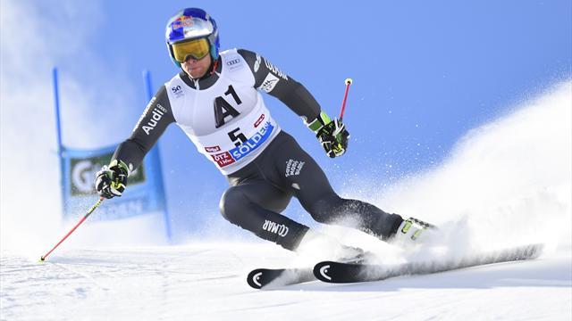 Le combiné alpin de Wengen débutera par le slalom vendredi