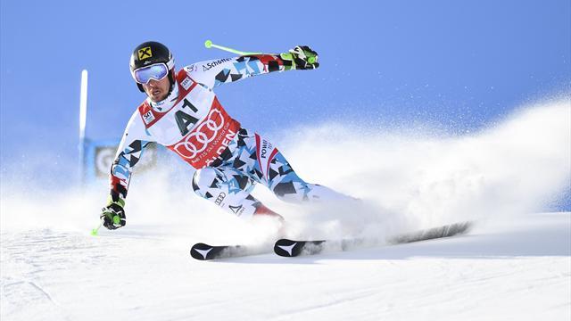Val d'Isère inaugure le nouveau mode d'attribution des dossards en vitesse