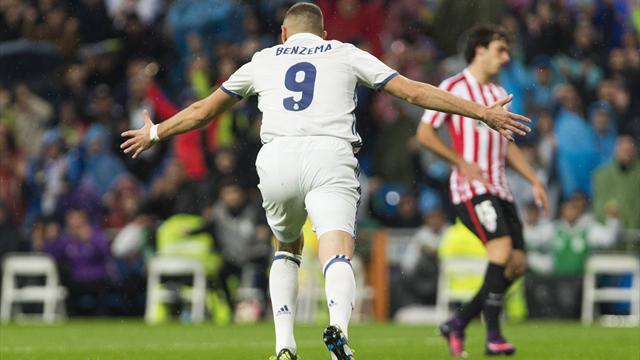Le Real a tardé, Ronaldo a balbutié mais Madrid est au sommet