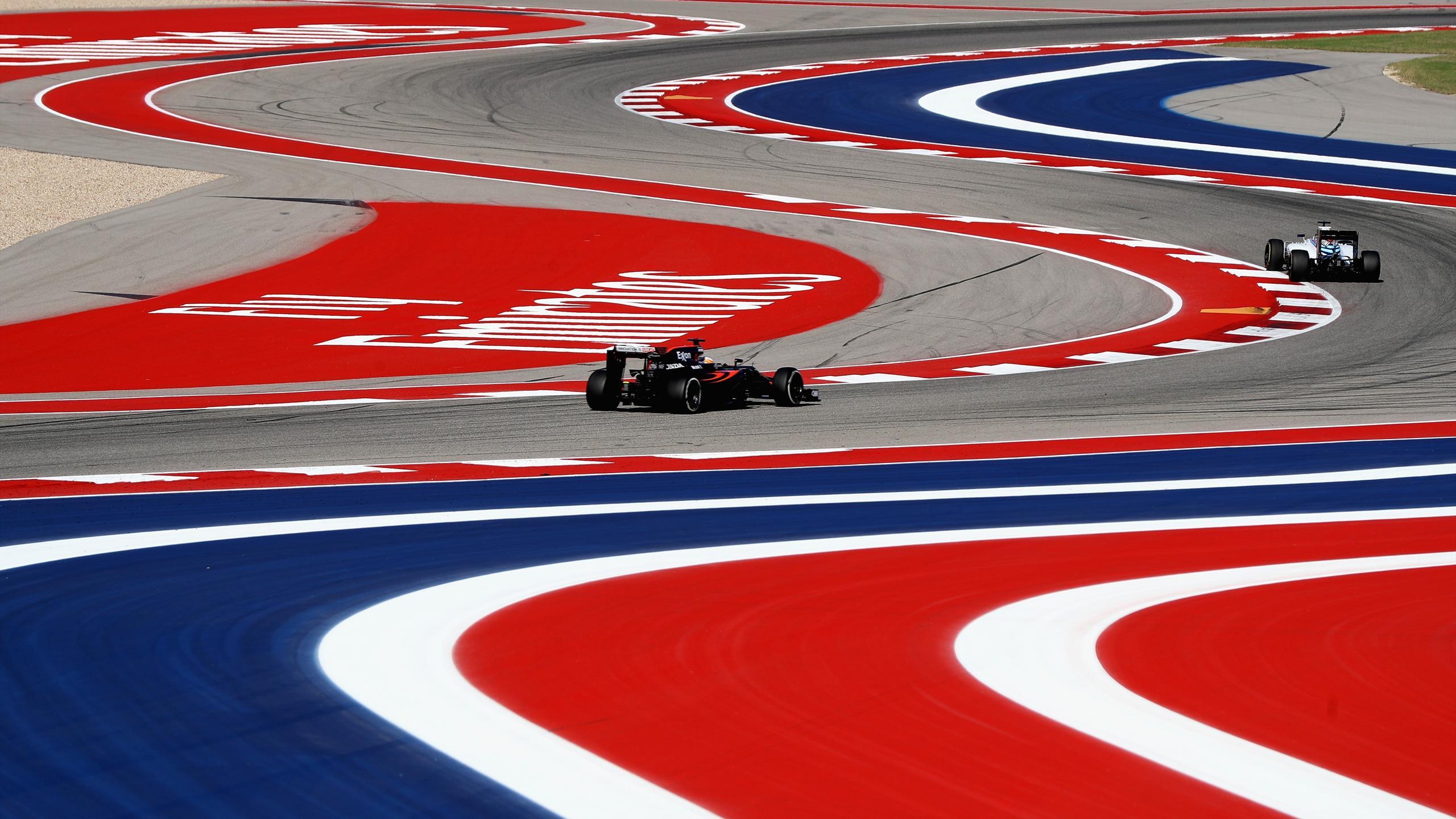 Fernando Alonso (McLaren) - GP of United States of America 2016