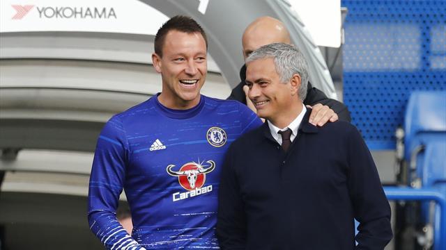 Mourinho : «Un accueil calme à Chelsea»