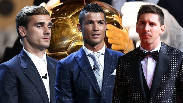 Ballon d'Or 2016 full results: Vardy and Mahrez make top 10