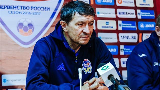 Юрий Газзаев узнал футболиста, выложившего видео нецензурной речи тренера