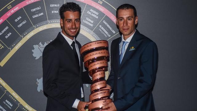 Fabio Aru'dan Giro öncesinde kötü haber