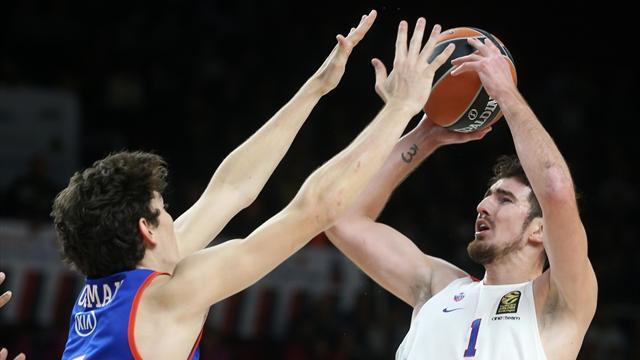 EuroLeague'de haftanın MVP'si De Colo