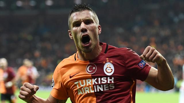 Abschied aus Istanbul: Podolski vor Wechsel nach Japan