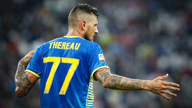 Théréau, inconnu en Ligue 1, incontournable en Serie A