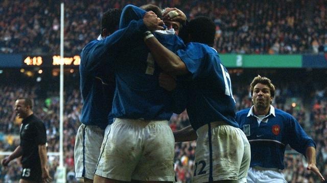 Le 31 octobre 1999, les Bleus réalisaient un exploit inoubliable face aux All Blacks