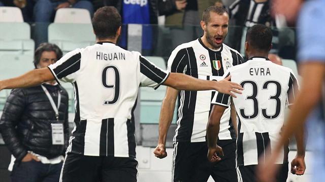 Infortunio Chiellini, il comunicato ufficiale della Juventus