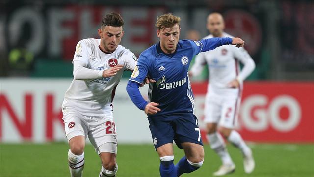 Schalker Zittersieg nach klarer Führung in Nürnberg