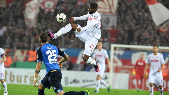 Nach 120 Minuten: Köln ringt Hoffenheim nieder