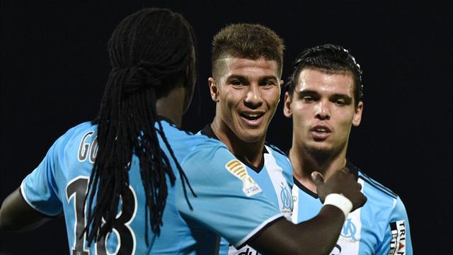 Pas toujours serein, Marseille a rempli son contrat