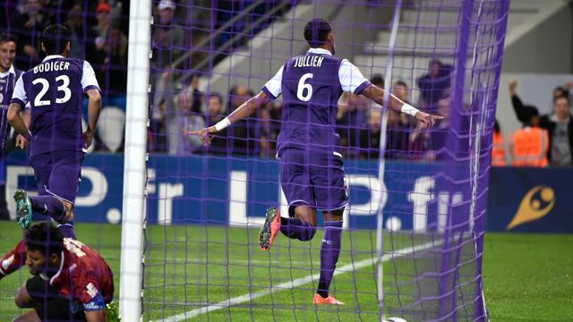 Bordeaux et Toulouse font respecter leur rang, Sochaux crée la surprise