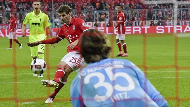 """""""Absolut schlecht"""":Darum will Müller keine Elfmeter mehr schießen"""