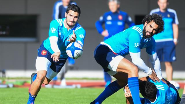 Libérés par les Bleus, Iturria, Plisson et Bézy pourront jouer dès ce week-end avec leurs clubs
